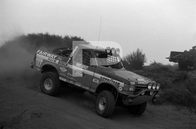 1989 SCORE Enthusiast Baja 1000 - Ensenada to La Paz - Baja California