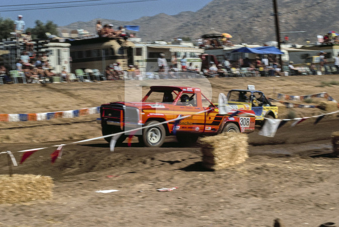 1979 SCORE Off Road Race - Riverside International Raceway