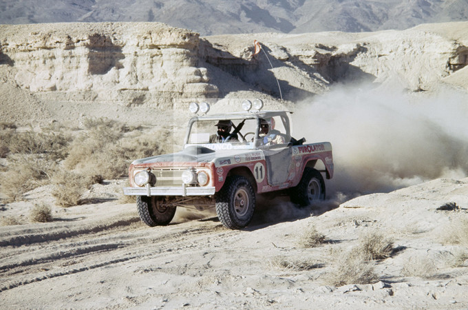 1972 Fifth Annual Mint 400 Del Webb Desert Rally - Las Vegas