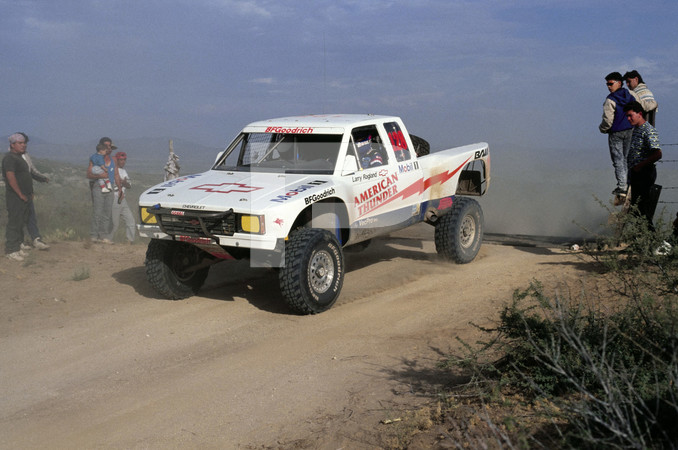 1990 SCORE - Southern California Off Road Enterprises 23rd Annual Baja 500 - Ensenada Mexico - Winner Robby Gordon