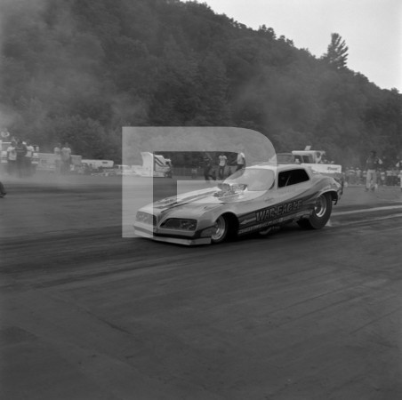 1977 IHRA - International Hot Rod Association Spring Nationals