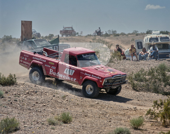 1980 Southern California Off Road Enthusiasts Mint 400 Off Road Rally