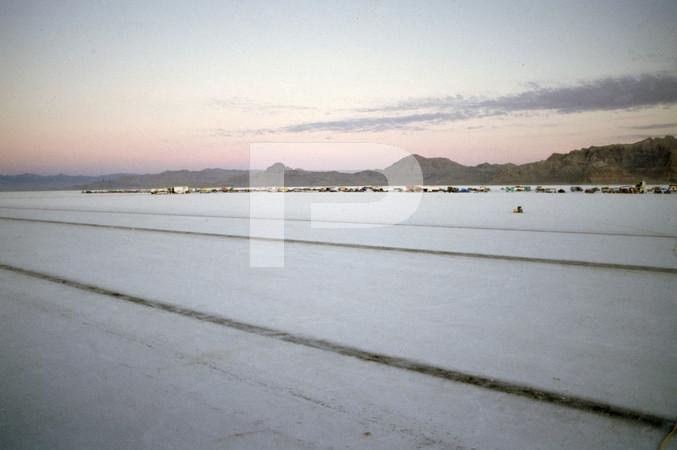 1981 33rd Southern California Timing Association Land Speed Record Week-Bonneville
