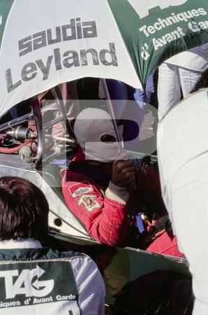 1981 FIA Formula 1-Caesars Palace Grand Prix Las Vegas