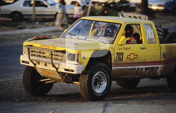 1988 SCORE - Southern California Off Road Enterprises Baja 500 - Ensenada to Ensenda Loop Race