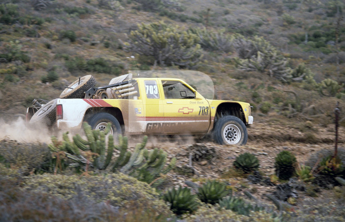 1988 SCORE - Southern California Off Road Enterprises Baja 500 - Ensenada to Ensenda Loop Race