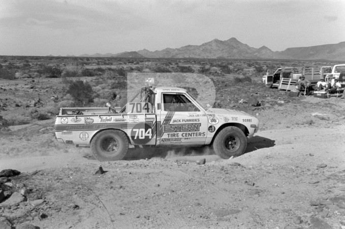 1979 SCORE Parker 400 Off-Road Race - Parker Arizona