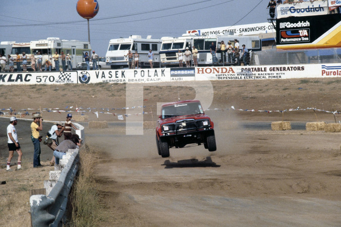 1979 SCORE 7th Annual Off-Road World Championship Race - Riverside International Raceway Infield - Riverside California