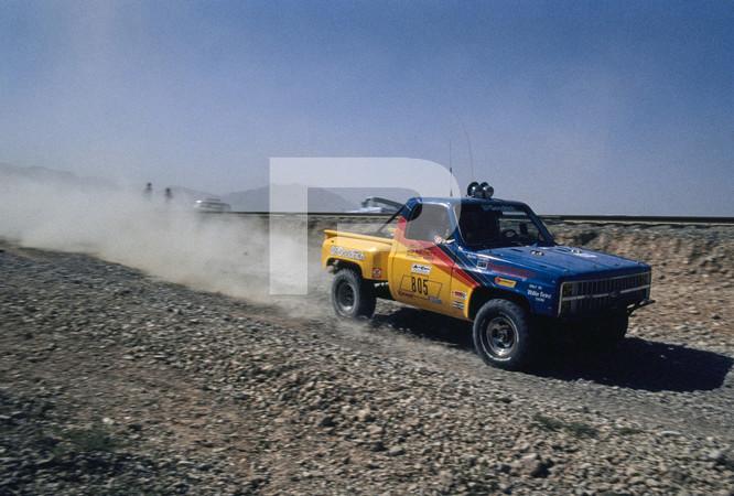 1985 Del Webb Mint 400 Off-Road Rally - Las Vegas to Lake Tahoe