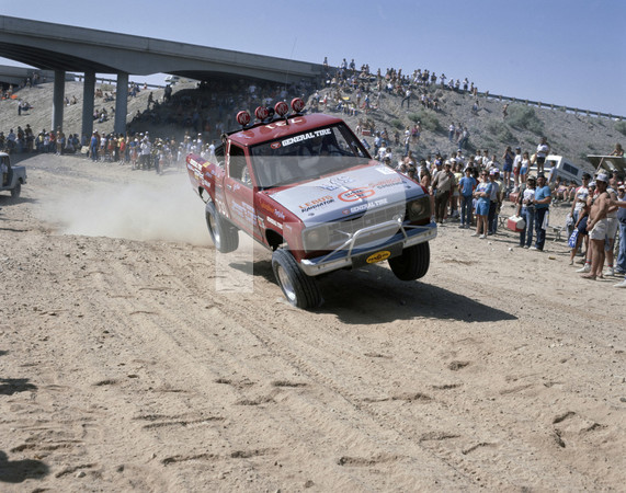 1985 Del Webb Mint 400 Off-Road Rally - Las Vegas to Lake Tahoe