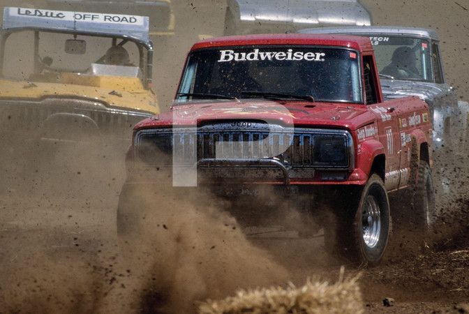 1982 SCORE 10th Annual Off-Road World Championship Race - Riverside International Raceway Infield - Riverside California