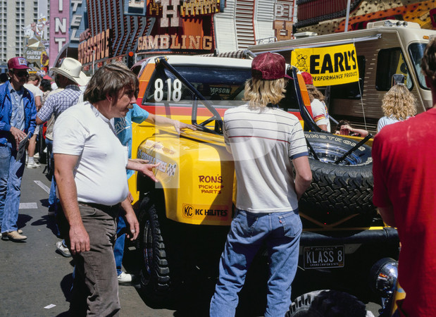 1986 SCORE Del Webb Mint 400 Off-Road Race - Las Vegas to Lake Tahoe