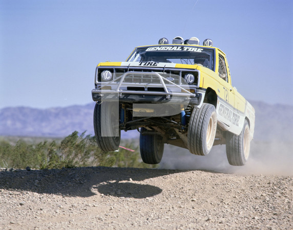 1987 SCORE Parker 400 Off-Road Race - Arizona-California Course