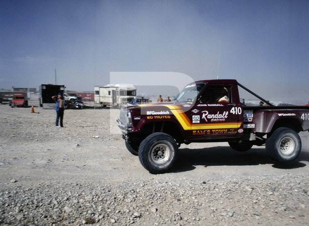 1987 SCORE Del Webb Mint 400 Off-Road Race - Las Vegas to Lake Tahoe