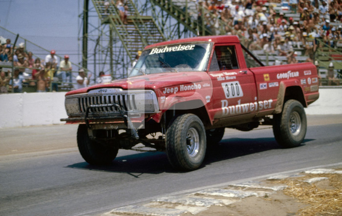 1981 SCORE 9th Annual Off-Road World Championship Race - Riverside International Raceway Infield - California