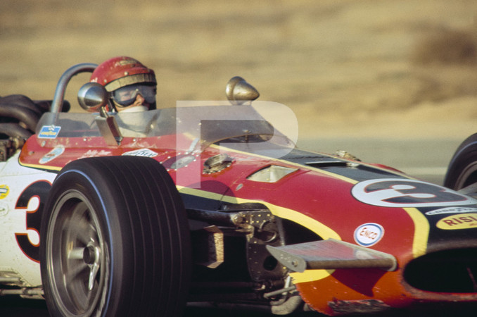 1968 USAC Rex Mays 300 - Riverside International Raceway - Riverside California