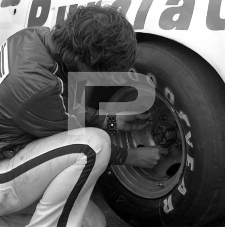 1975 NASCAR Winston Cup Motor Trend 400 - Michigan International Speedway - Brooklyn Michigan