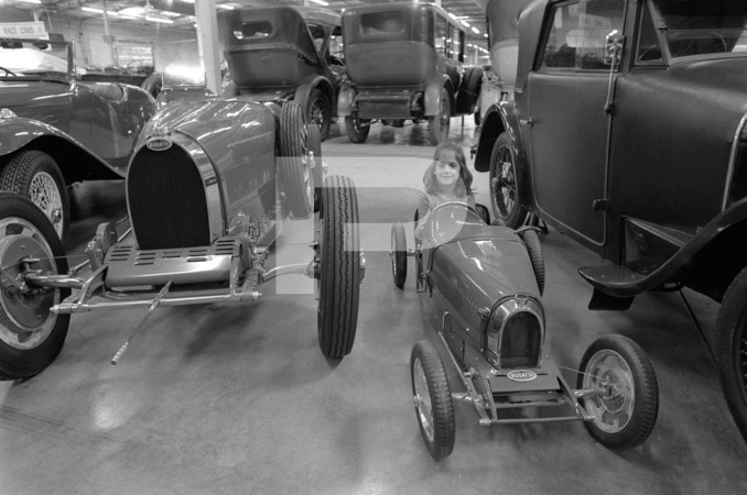 1975 Bill Harrah Private Automobile Collection - Bill Harrah Private Facility - Las Vegas Nevada