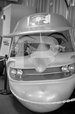 1975 Childrens Museum Tour - Hollywood Motorama Museum - Hollywood California