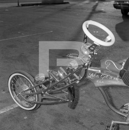 1973 Imperials Car Club of Los Angeles - Modified Trick Bicycle - Lets Get It On - Article Imperials
