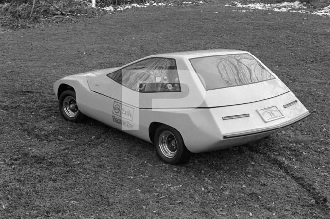 1974 McKee Sundancer - Electric Vehicle