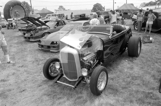 1984 Hot Rod Magazines Super Nationals June 15-17 - Indianapolis State Fairgrounds - Indianapolis Indiana