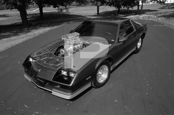 1984 Hot Rod Magazines Super Nationals June 15-17 - Indianapolis State Fairgrounds - Indianapolis Indiana