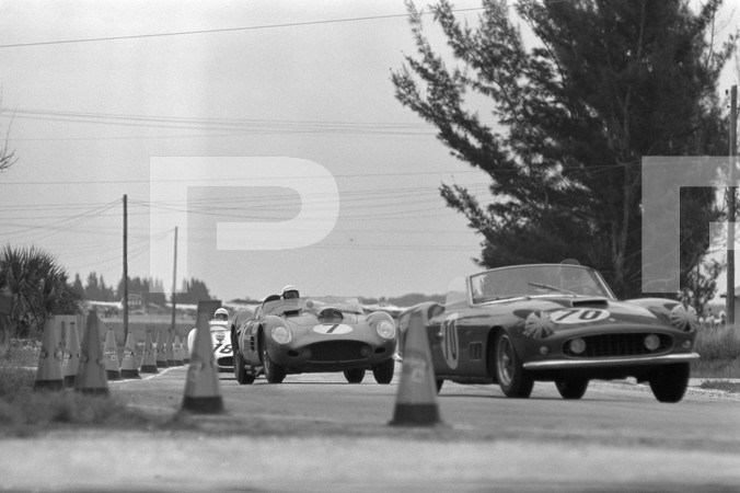1959 12-Hour Florida International Grand Prix of Endurance for the Amoco Trophy - Sebring