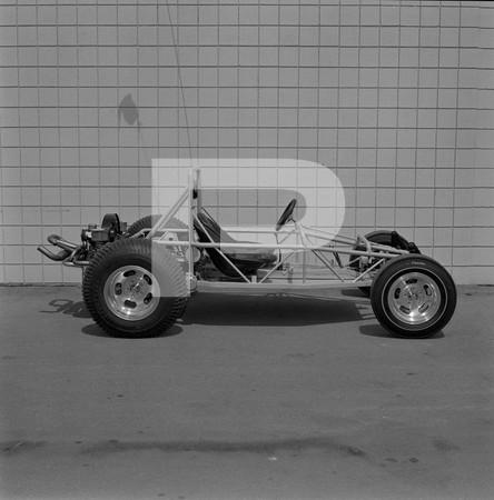 VW Volkswagen Story - Empi - Rail Dune Buggy