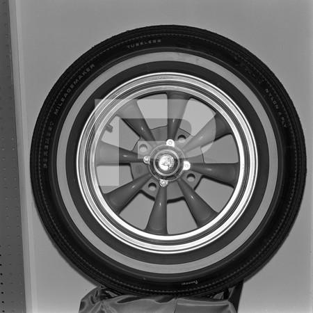 VW Volkswagen Story - Wheels - Barrels - In-Hood Tach - Hold-Downs