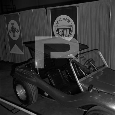 SEMA Show - Custom VW Varicam