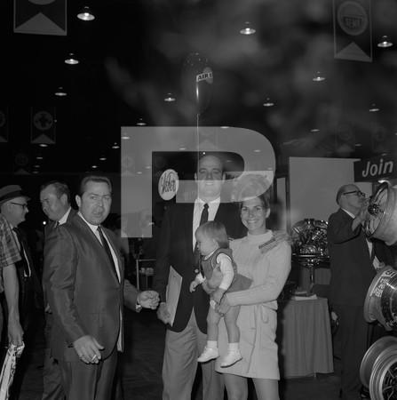 1969 SEMA Manufacturers Show