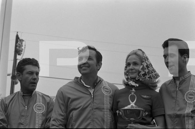 1969 SEMA Manufacturers Show -  Edelbrock