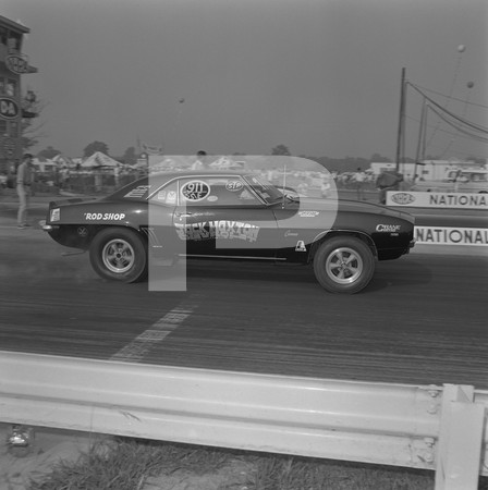 National Sponser - race and drag cars