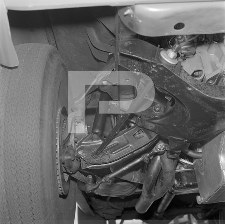 1968 Plymouth Hemi Cuda - Woodward Garage