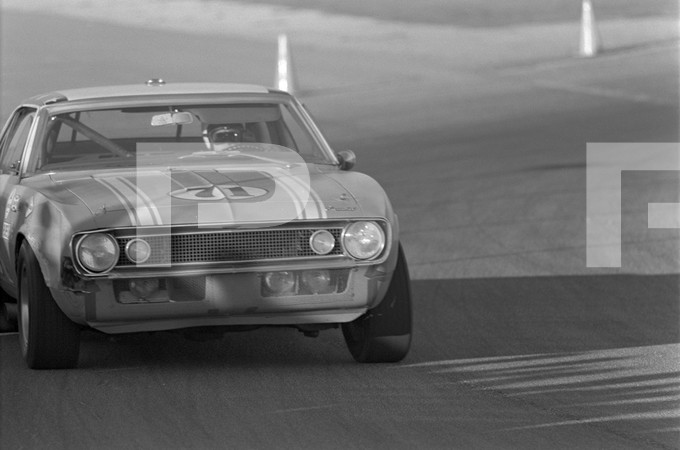 1968 24 Hours Of Daytona Endurance Race