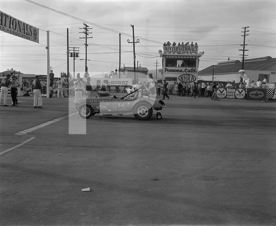 1968 NHRA Winternationals - Pomona