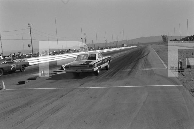 1968 Stardust International Raceway Drags - Las Vegas