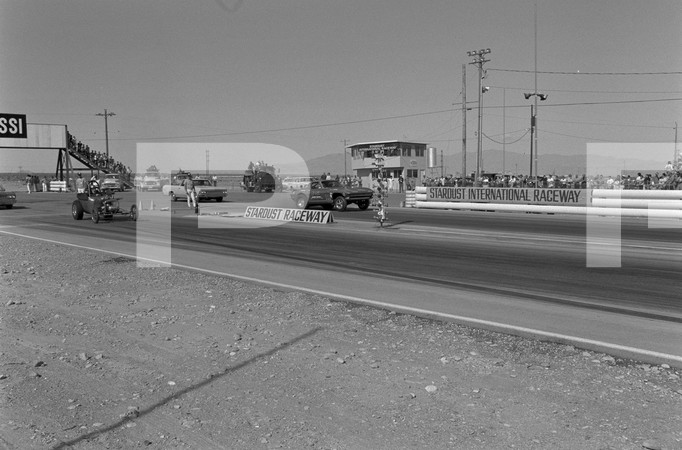 1968 Stardust International Raceway Drags - Las Vegas