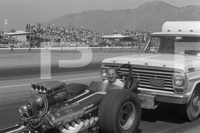 5th Annual Hot Rod Magazine Championship Drags - Riverside