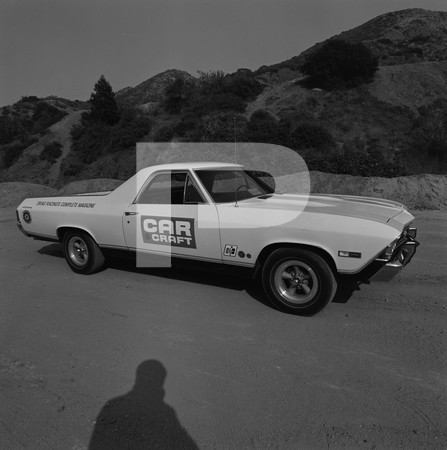 1968 Chevrolet El Camino SS 396 Road Test