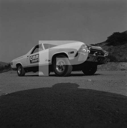 1968 Chevrolet El Camino SS 396 Road Test