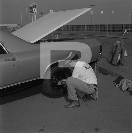 1968 Chevrolet El Camino SS 396 Details