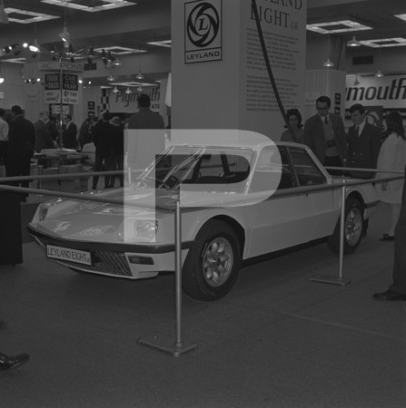 1968 New York International Auto Show