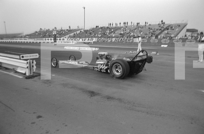 1968 PDA Professional Dragsters Association Championships - Lions Drag Strip