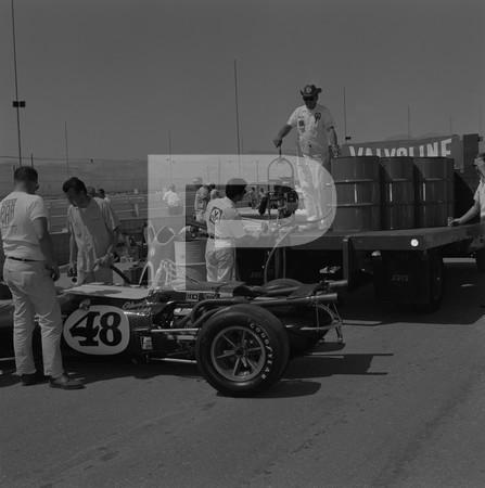 1968 USAC Stardust 150 - Champ Car - Las Vegas
