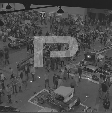 1968 Petersen Motorama - Anaheim Convention Center