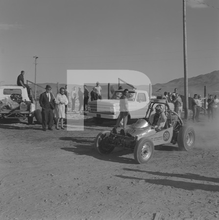 1968 Del Webb Mint 400 Desert Rally Off-Road Race