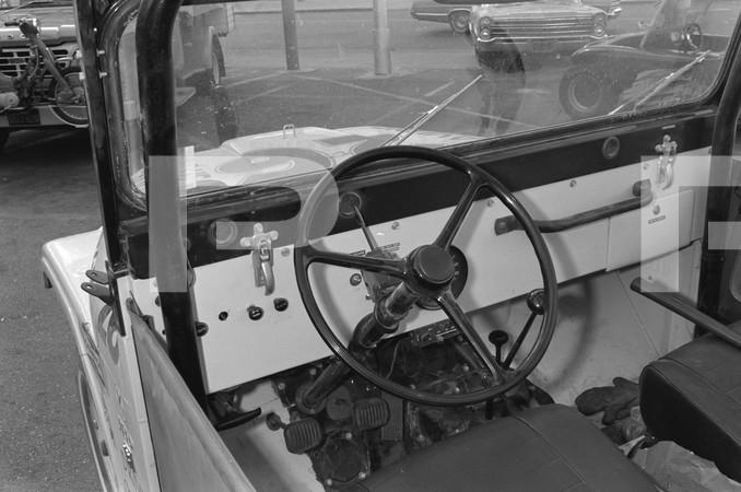 1968 Del Webb Mint 400 Desert Rally Off-Road Race