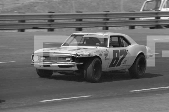 1968 NASCAR Grand Touring Sandhills 250 - Rockingham